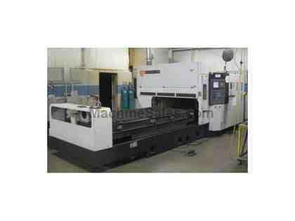 MAZAK SPACEGEAR 510MKII 4KW, 5' x 10' , MFG:2006