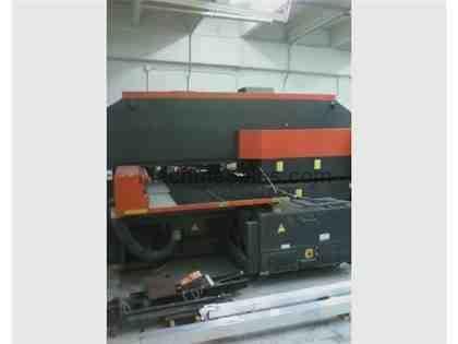 Amada Vipros 255 CNC Turret Punch Unit