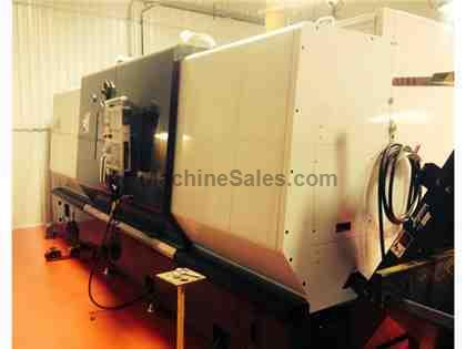 "HAAS ST-40LTB, 2012, BIG BORE (7""), LONG BED (80""), STEADY REST - NO LEAD TIME"