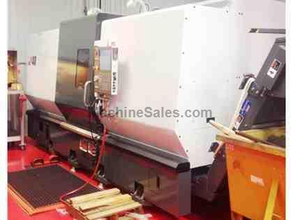 "HAAS ST-40TB, 2012, BIG BORE (7""), 18"" CHUCK, GEARBOX, TAILSTOCK - 2,000 HOURS"