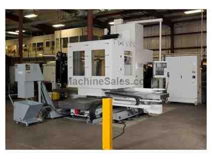 "4.33"" Microcut HBM-4 CNC Table Type Horizontal Boring Mill"