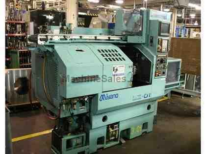 1999 Miyano LZ-01 2-Axis Turning Center With Auto Load/Unload System