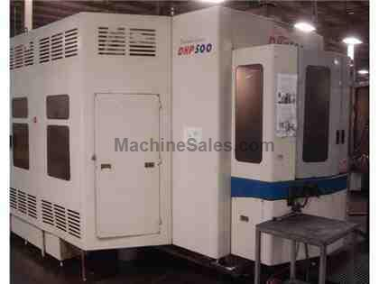 2000 Doosan DHP 500 Horizontal Machining Center
