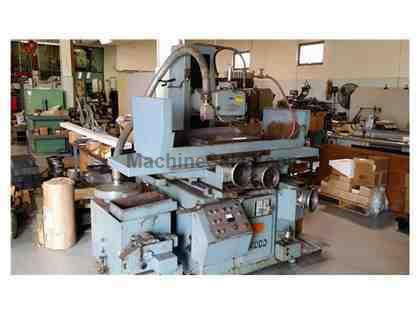 "Used NICCO NSG-64H Reciprocating Surface Grinder With 24"" x 16"" M"