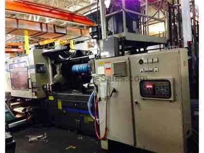 1996 Cincinnati Milacron VT-550-54 Plastic Injection Molder