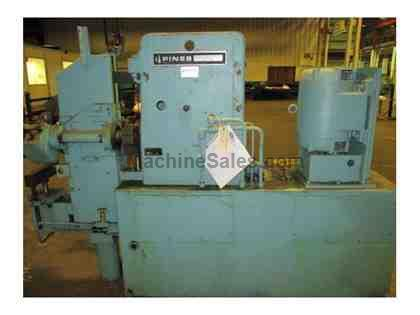 "1 1/2"", PINES, No. 5T, VERTICAL TUBE BENDER, PEDESTAL CONTROL, 20 HP (12022)"