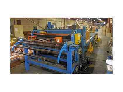 "60"" (1524mm) x .09"" (2.28mm), McKAY, CUT-TO-LENGTH LINE, UNC/LEV/SHEAR (12500)"