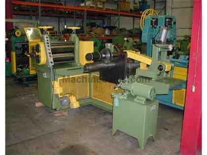 "18"" - 4"" (457mm-100mm) STRIP EDGING LINE (10825)"
