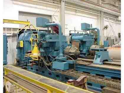"48"" x 378"", FARREL, DUAL WHEEL ROLL GRINDER (10145)"
