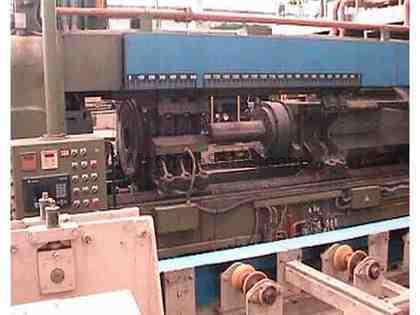 2000 Ton, SIDDHARTH, 1996, EXTRUSION PRESS FOR COPPER TUBE (10346)