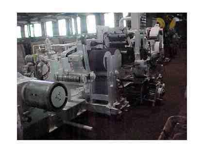 "10"" X .0118"" X 20,000 FROHLING SLITTING LINE (12021)"