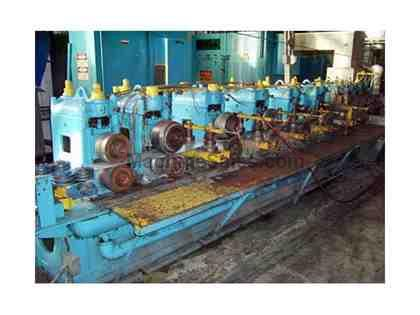 "2"", AEF, COMPLETE WELDED TUBE MILL LINE (11846)"