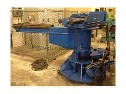 24,000 Lb. (10.8 MT), PAXSON, TWO ARM POWER TURNSTILE, (11476)