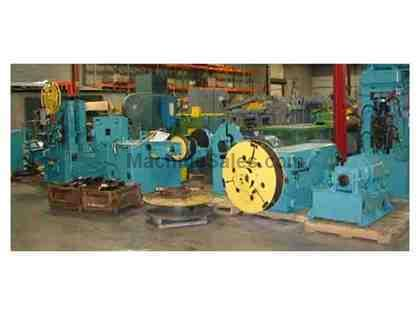 "8"" x 4"", FENN WIRE FLATTENING/SHAPING LINE, 5 IN 1, TRAV REEL (10123)"