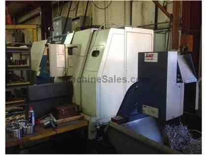 Daewoo Puma 12LB CNC Turning Center