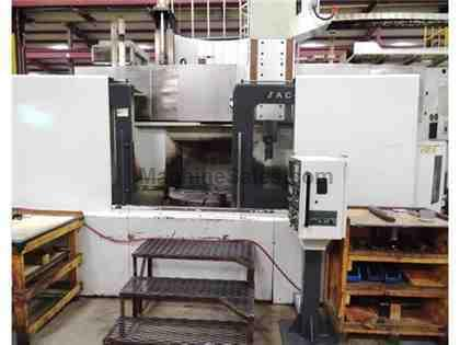"2008 VANGUARD GTC-1600 CNC Vertical Turning Center, 48"" Table, SMTCL"
