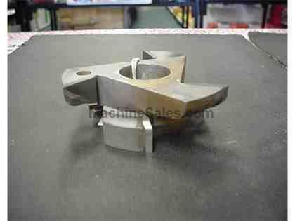 "Shaper Cutter with 1-1/4"" arbor by LRH"