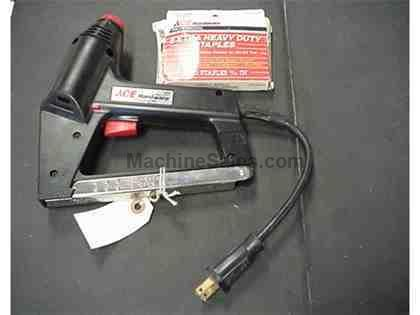 Electric Stapler/Nailer by Ace Hardware