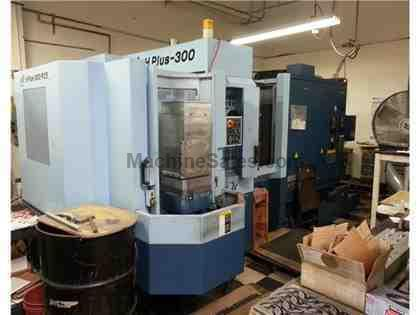 Used 2005 Matsuura HPlus300pc5 Horizontal Machining Center
