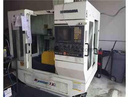 Used 2003 Kitamura My-Center 1ix Vertical Machining Center