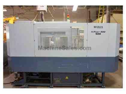MATSUURA, H.PLUS-300 PC11, CNC HORIZONTAL MACHINING CENTER NEW: 2008