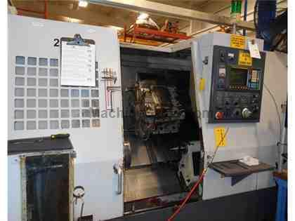 CNC Lathe Hwacheon Hi Eco 31A