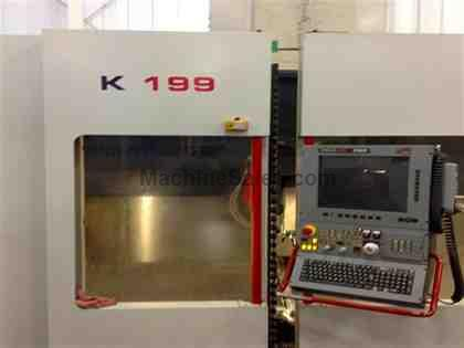 Fidia K199 5 Axis CNC Machining Center (2007)