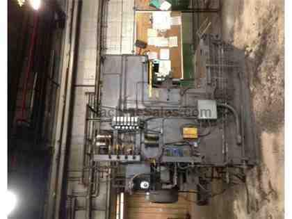 DENISON 100 TON C FRAME PRESS