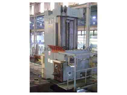 TITAN 200MM CNC HORIZONTAL BORING MILL