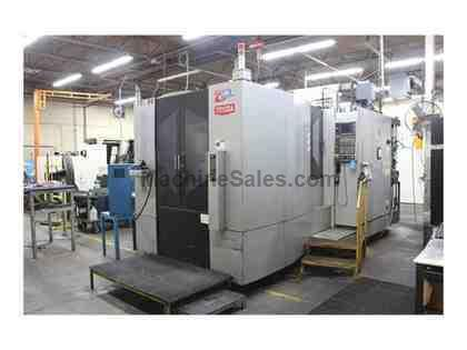 Toyoda Model FH550S 4-Axis CNC Horizontal Machining Center