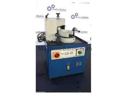 EWAG LS 01 Optical Profile Grinding/ Lapping Machine - Lapper
