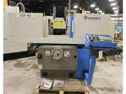"1996 DANOBAT MODEL TOP-63 CNC HORIZONTAL  SURFACE GRINDER, 12"" X 24&qu"