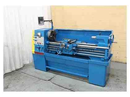 "CLAUSING COLCHESTOR ENGINE LATHE 15"" X 48"""