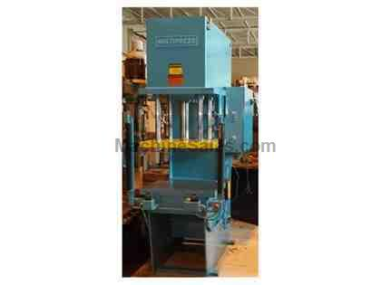 DENISON MULTIPRESS MODEL FMD-30 C-FRAME HYDRAULIC PRESS