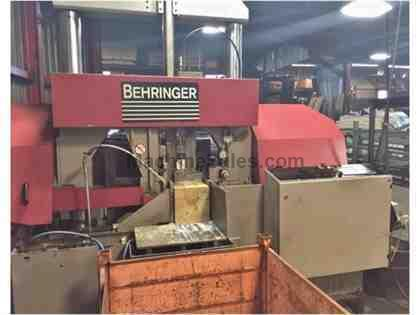 Behringer HBP-530A Automatic Horizontal Band Saw