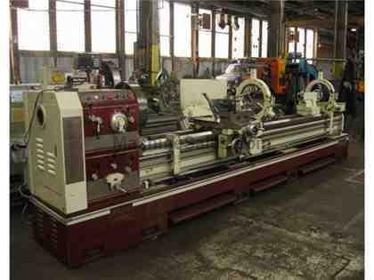 ACER 24160G Gap-Bed Engine Lathe (1997)
