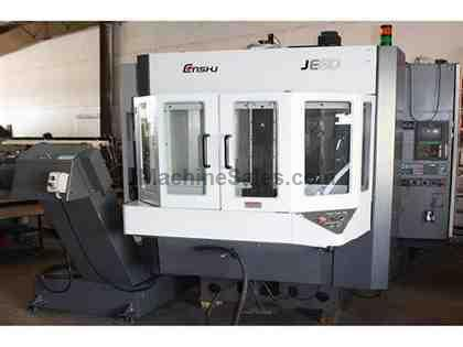 23.6 x 23.6 ENSHU® CNC Horizontal Machining Center