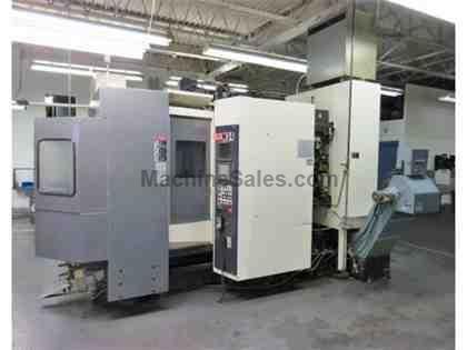 Niigata SPN-40 High Speed CNC Horizontal Machining Center