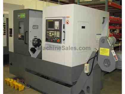 DMC DL21MA CNC TURNING CENTER, WITH LIVE MILLING & C-AXIS