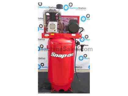 SNAP-ON 80-GALLON AIR COMPRESSOR - BRA7180V - 7HP, 175 MAX. PSI