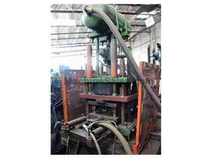 12 Ton PNEU POWER #4P-12, 4-Post Cut-Off Press