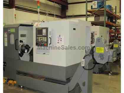 DMC DL22MB CNC TURNING CENTER, WITH LIVE MILLING & C-AXIS
