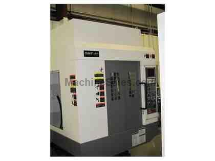 DMC MODEL DT-40 DRILLING AND TAPPING CENTER
