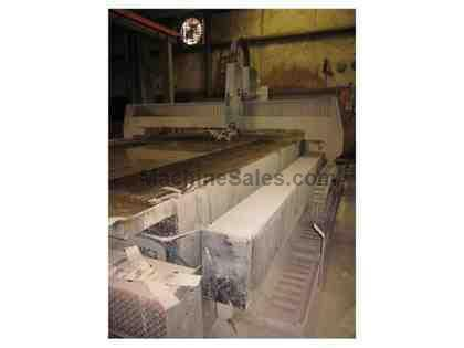 Flow WMC2 5060 5-Axis Waterjet System