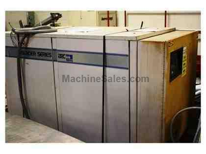 10 Ton AEC Glacier NXGW-10, Water Cooled, 24 GPM Chilled Water, 1-1/2 HP, 1997