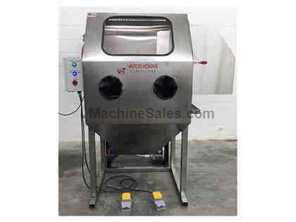vapor blasting machine