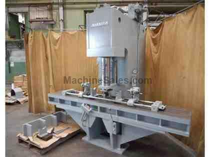 100-Ton Hannifin Model S-100-120 Hydraulic Straightening Press