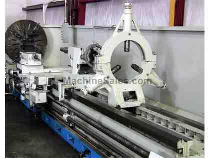 "36"" x 200"" Acra FEL 36200 Manual Lathe"