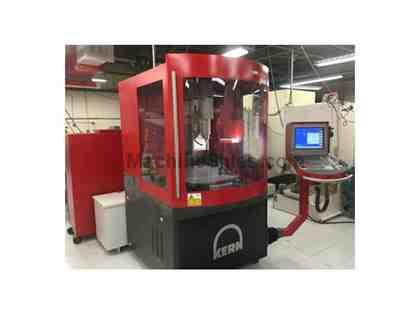 2988, Kern, Model 44, Micro Machining Center CNC, 2010