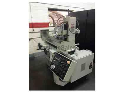 Okamoto ACC 6 x 18 DX Surface Grinder  fully automatic w/ downfeed